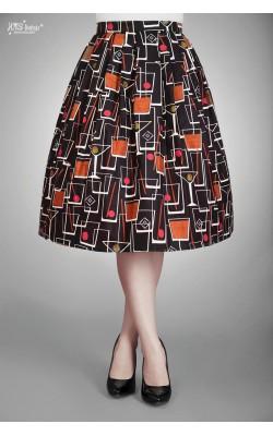 Full Skirt Martini