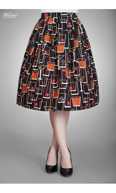 Full Skirt Martini