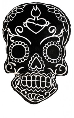 Sugar Skull Die-Cut