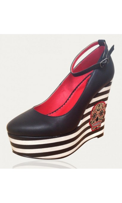 Wedge Pump Rockabilly