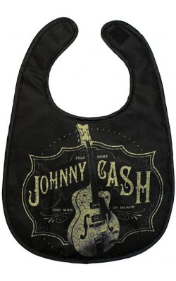Bib Johnny Cash Man