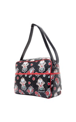 Kewpie Diaper Bag Black
